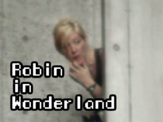 Robin in Wonderland